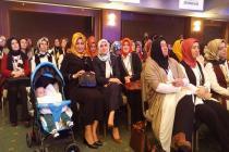 Kadın Komisyonu Teşkilat Eğitimi Ankara