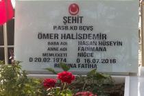 Şehit Ömer Halisdemir